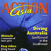 Cover Action Asia 2006