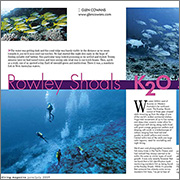 Rowleys Sportdiving 2009